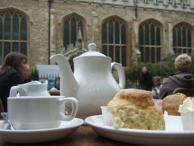 Կեսօրվա կրեմ թեյ